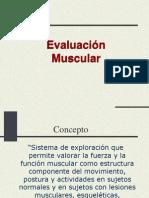 98609403 Evaluacion Muscular