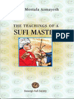 Teachings of a Sufi Master