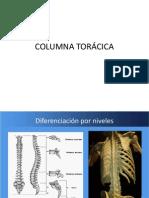 5 Evaluación y Tratamiento Columna Torácica
