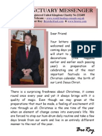 Brother Roy's 'Sanctuary Messenger'