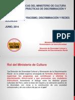 Racismo- Redes Sociales 11 de Junio