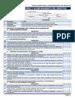 Ficha de Monitoreo Directivo