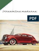 Streamline Moderne; por Manuel Florensa Bellés