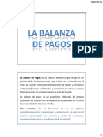 UIII - Tema 3 - 4 Balanza de Pagos - Tipos de Cambio Est