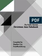 Christmas Jazz Fakebook