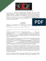 Contrato Conquistados (Aurelio)