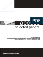 Access- Selected Papers