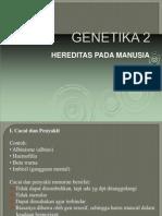 P-sah Genetika 2