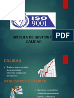 Exposicion de Iso 9001