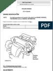 3sfe ENGINE  (1999-2000)