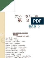 Dai 3 Ka (bab 3)