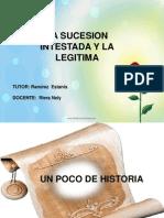 Presentación La LegitimaNELY