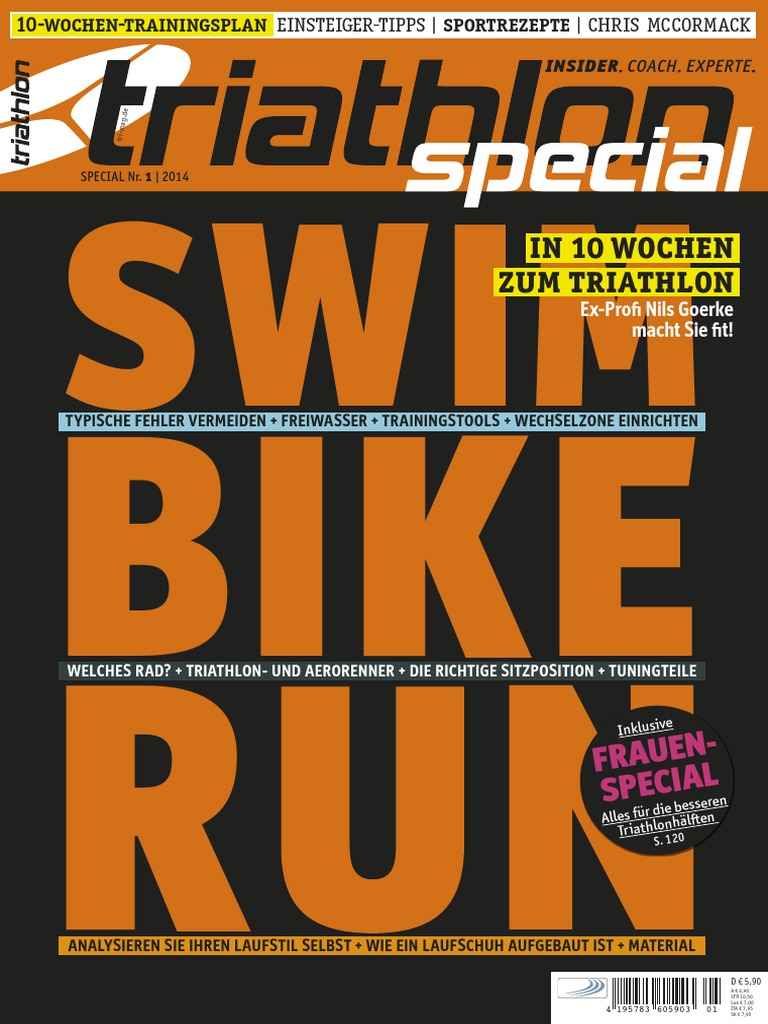Triathlon Insider Special - April N 01, 2014