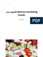 Top Digital Pharma Marketing Trends