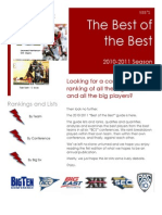 College Football's Best of the Best 2011