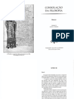 Boecio Consolatio Trad Livro3