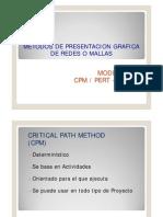 03 Planeacion y Programacion CPM PERT Tiempo