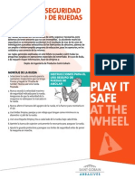 Safety - A Primer on Grinding Safety - SPANISH