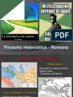 Helenístico - Romano