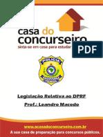 Apostila PRF Legislacao DPRF Leandro Macedo