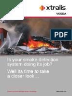 Warehouse Fire Test Brochure