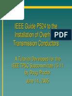 IEEETPCTutorial_ConductorInstallationP524