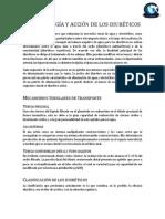 Farmacología y acción de los diuréticos.pdf