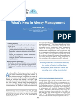 What_s New in Airway Management