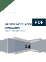 Informe Modelacion y Simulacion