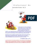 Guia Profesional de Aeromodelismo 2010 -Amm