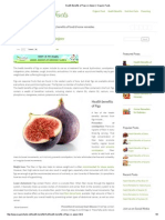 Health Benefits of Figs or Anjeer _ Organic Facts