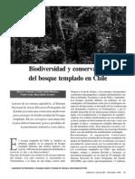 Armesto.-biodiversidad y Conservación Del Bosque Templado de Chile.1992