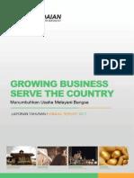 Annual Report Pegadaian 2011