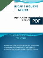 Seguridad Protección Personal EPP