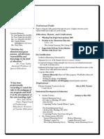 christina kerns education resume