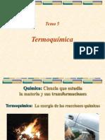 Tema 6 Termoquímica