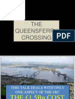 New Forth Crossing cost analysis 2014