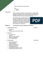 PLC Course Outline_WIA
