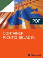 Brochure Container Packing De