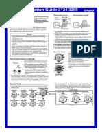 Casio Pathfinder Manual 3134