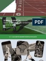 Ires Romanii Si Sportul Iunie 2014 Raport de Cercetare