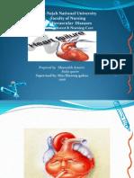 Cardiovascular Diseases Management Amp Nursing Care