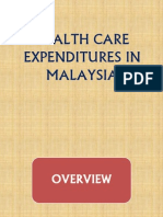 Health Care Expenditures in Malaysia