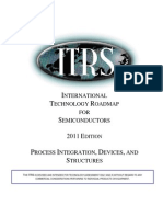 ITRS 2011 International Technology Roadmap for Semiconductors