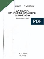 La Teoria Della Immunizzazione Finanziaria