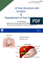 Rowbottom - Liver Function Assessment [2]