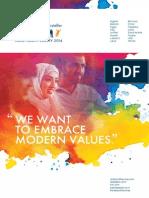 Arab Youth Survey 2014