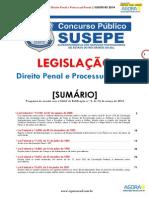 Apostila de Codigo Penal e Processual Penal