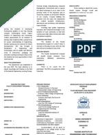 Fdp Pamphlet