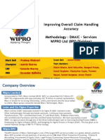 Wipro BPO Case Study